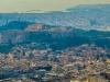 Grecia - Atena: Dealul Lycabetus