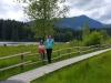 Austria, Kitzbuhel, Schwarzsee (Lacul Negru)