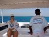 El Gouna - snorkeling: cu nea soferu'