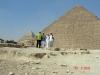Cairo - Piramidele Giza