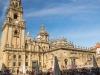Croaziera, Santiago de Compostela, Spania