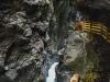 Austria - canionul Liechtensteinklamm