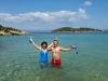 Dream Swim Boat, Grecia, Halkidiki, Insula Diaporos, Sithonia