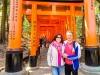 Japonia, Kyoto, Inari - Fushimi Inari Shrine