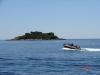 Muntenegru: iesire Adriatica Insula Mamula