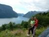 Norvegia - Aurlandsfjorden