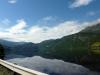 Norvegia - camping Eidfjorden