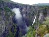 Norvegia - Voringsfossen