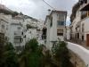 Spania: Setenil de las Bodegas