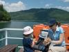 Lacul Bicaz - croaziera (snack time)
