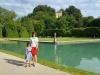 Austria, Salzburg, Schloss Hellbrunn