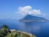 Italia - view Insula Santa Marina Salina