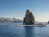 Italia - Insula Lipari: faraglioni