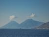 Italia - view spre insula Filicudi si insula Eolie
