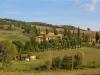 Italia, Monticchiello, Toscana