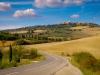 Italia, Pienza, Toscana